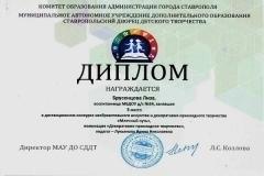 Брусенцова-Космос